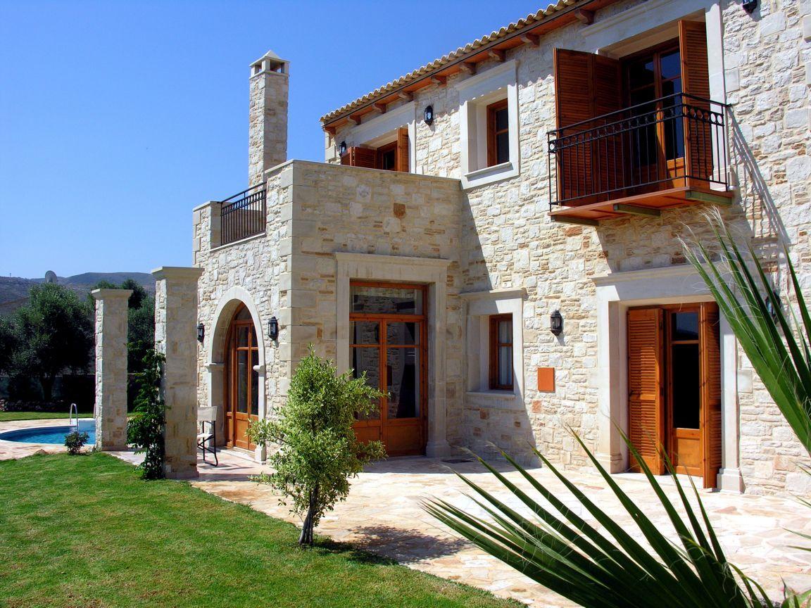 Casas lindas 26 fotos inspiradoras arquidicas for Casa rustica classica