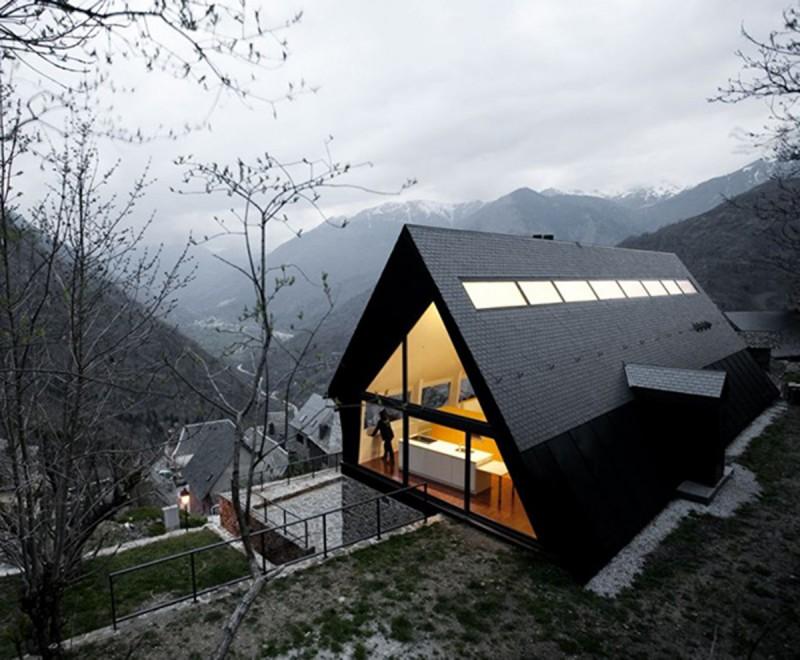 Casa tipo Cabana