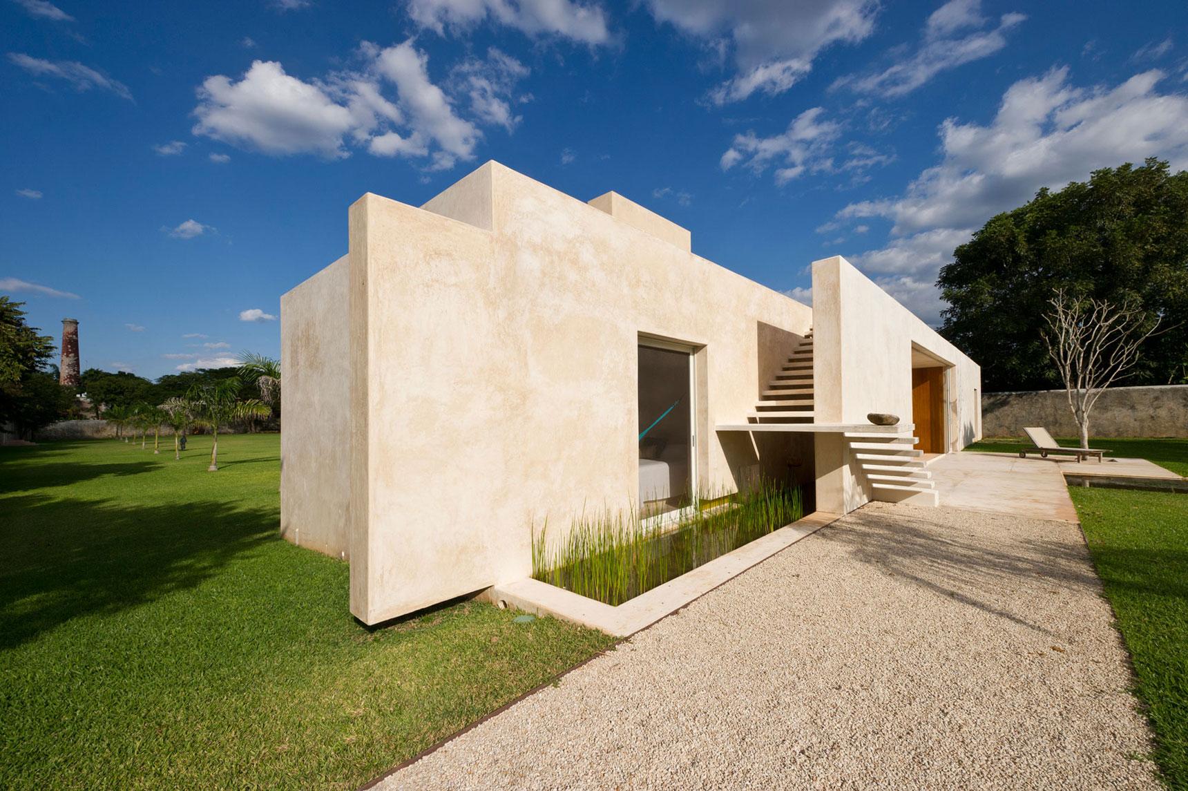Casas lindas 26 fotos inspiradoras arquidicas for Minimalist house small
