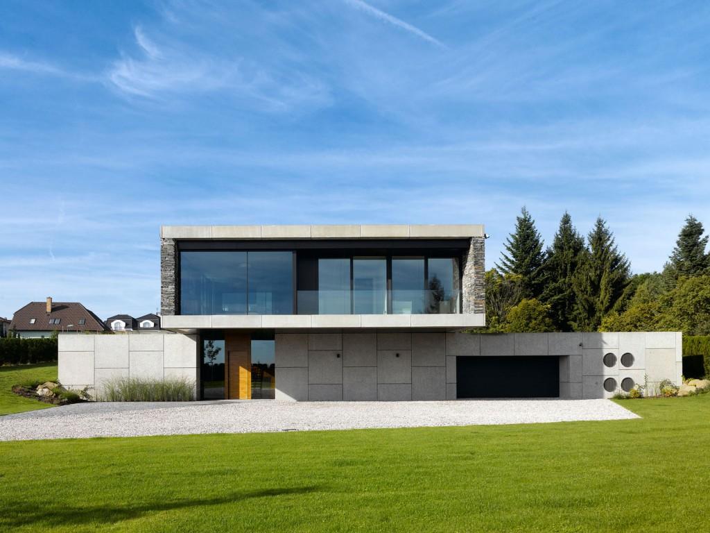 Casa de Concreto Lindas