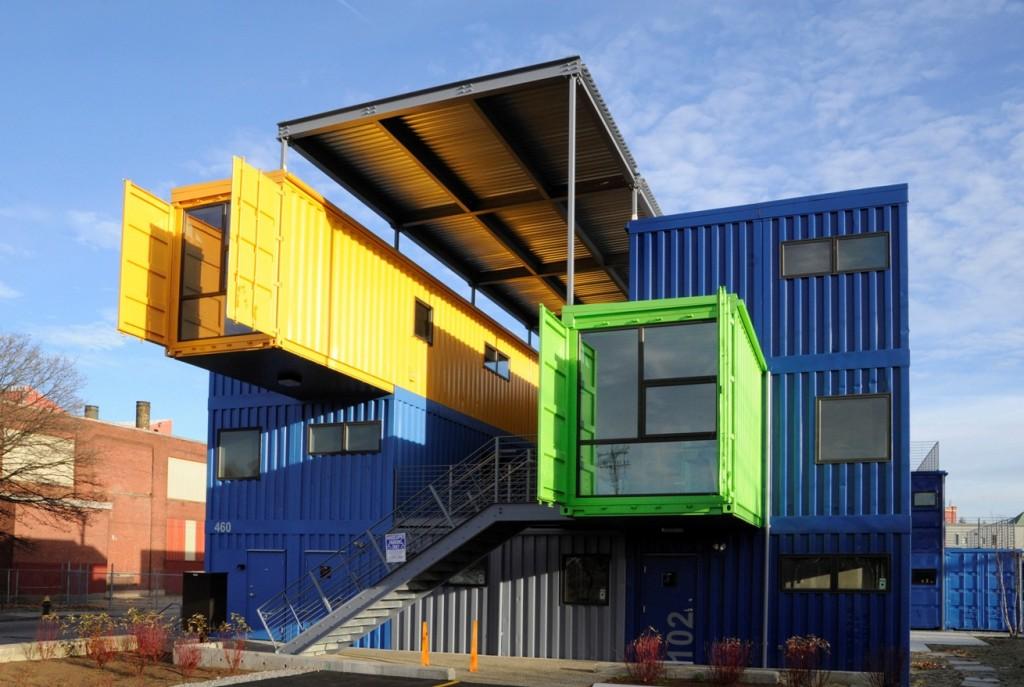 Casa Container Linda