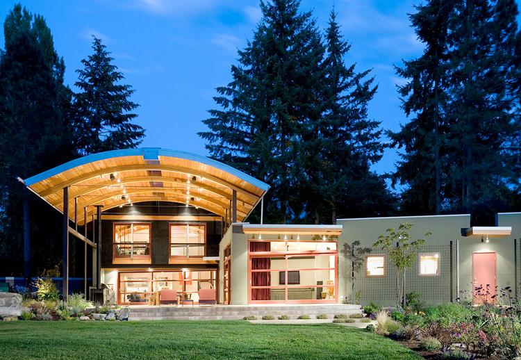 Casa modernista linda
