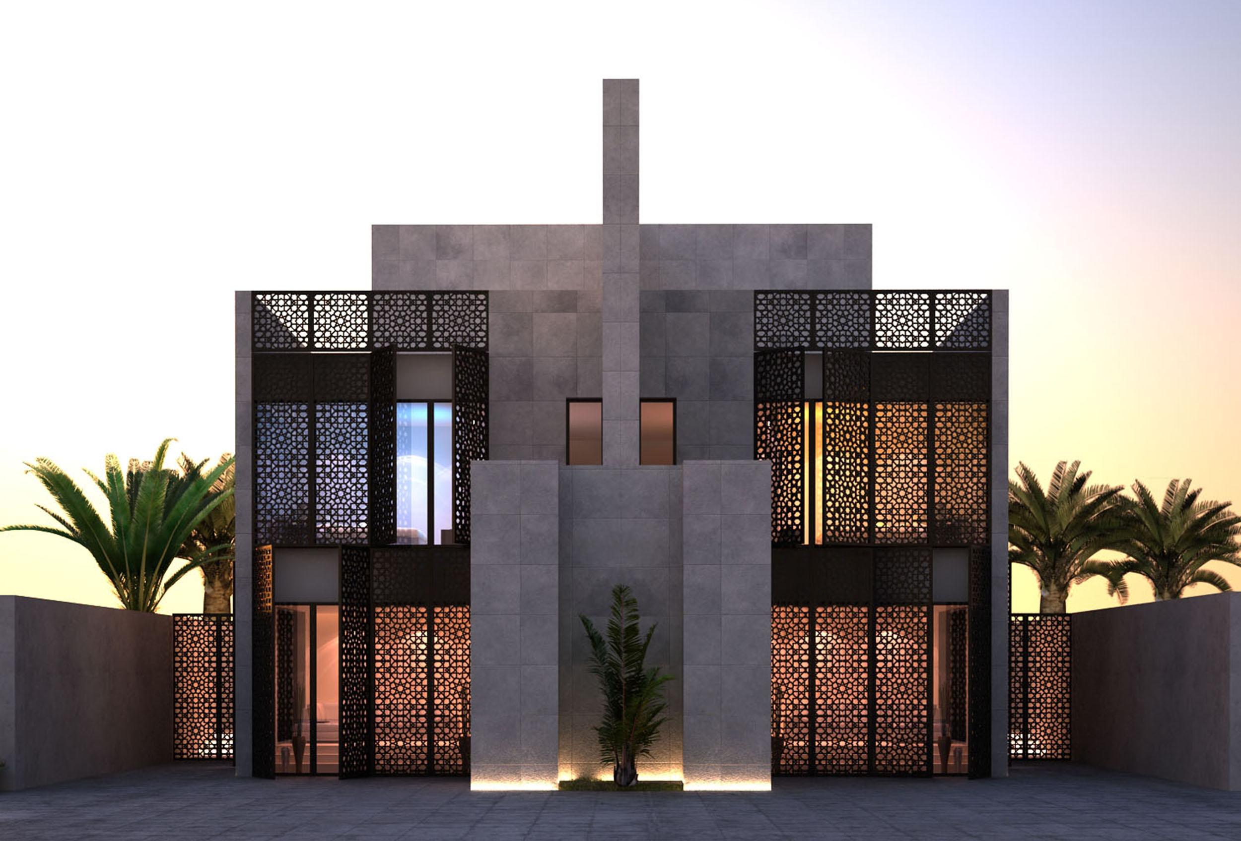 73 fachadas de casas ideias para inspirar arquidicas for Residential architectural plans for sale