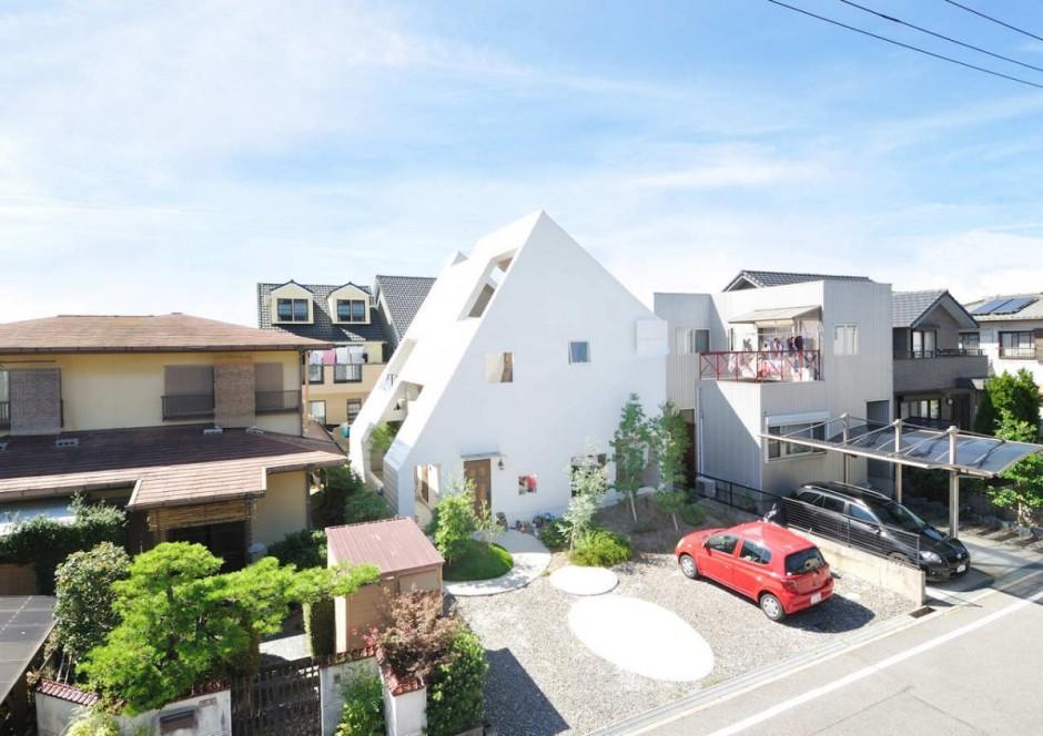 Casa Minimalista Fachada