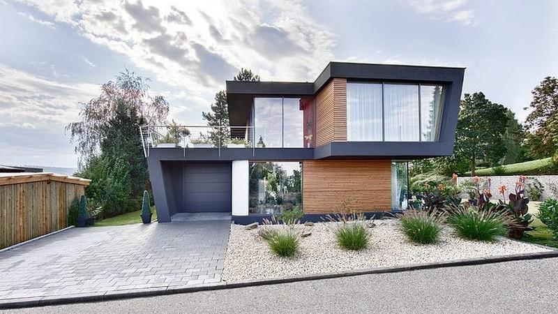 73 fachadas de casas ideias para inspirar arquidicas