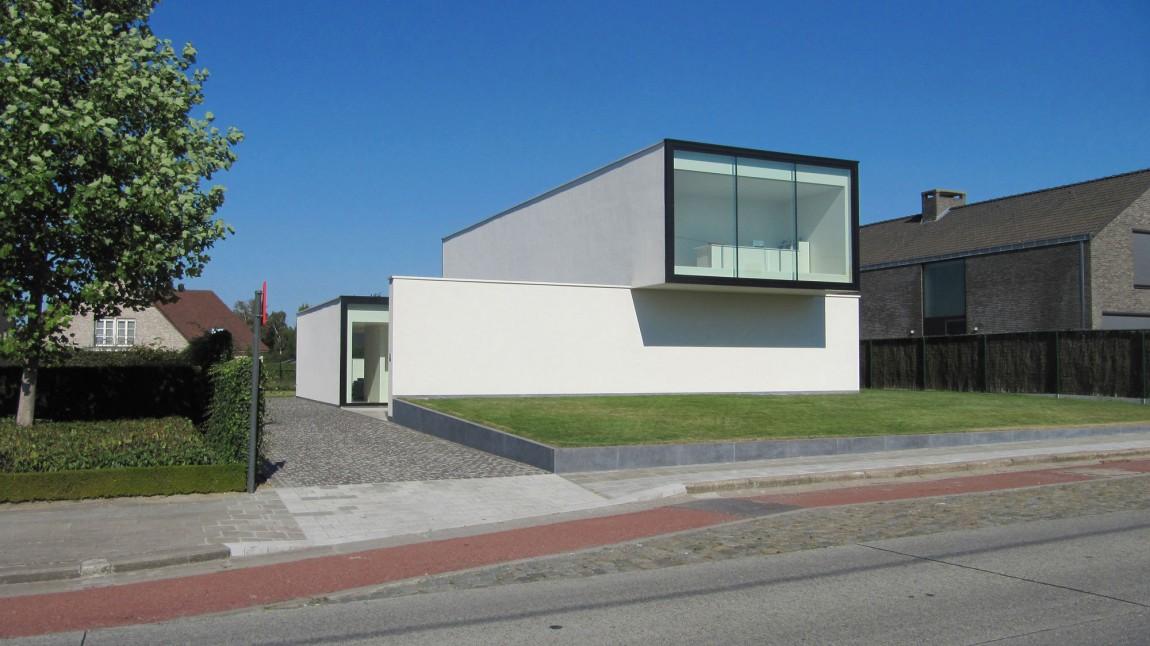 Frente de Casas Simples