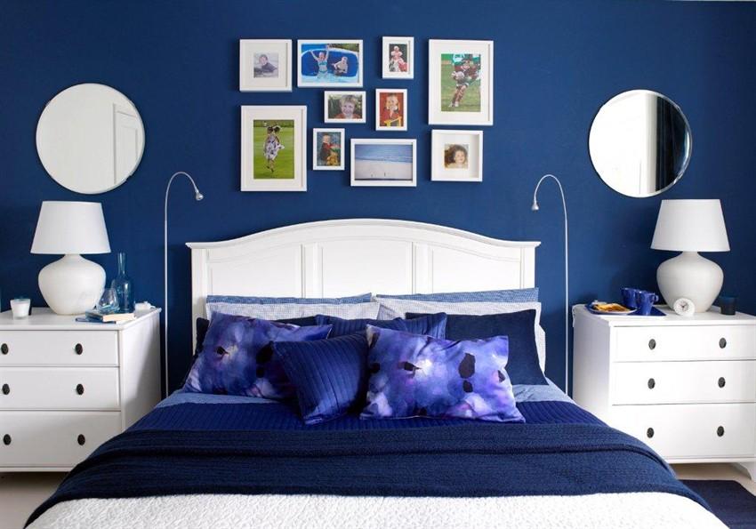 Azul Royal Quarto