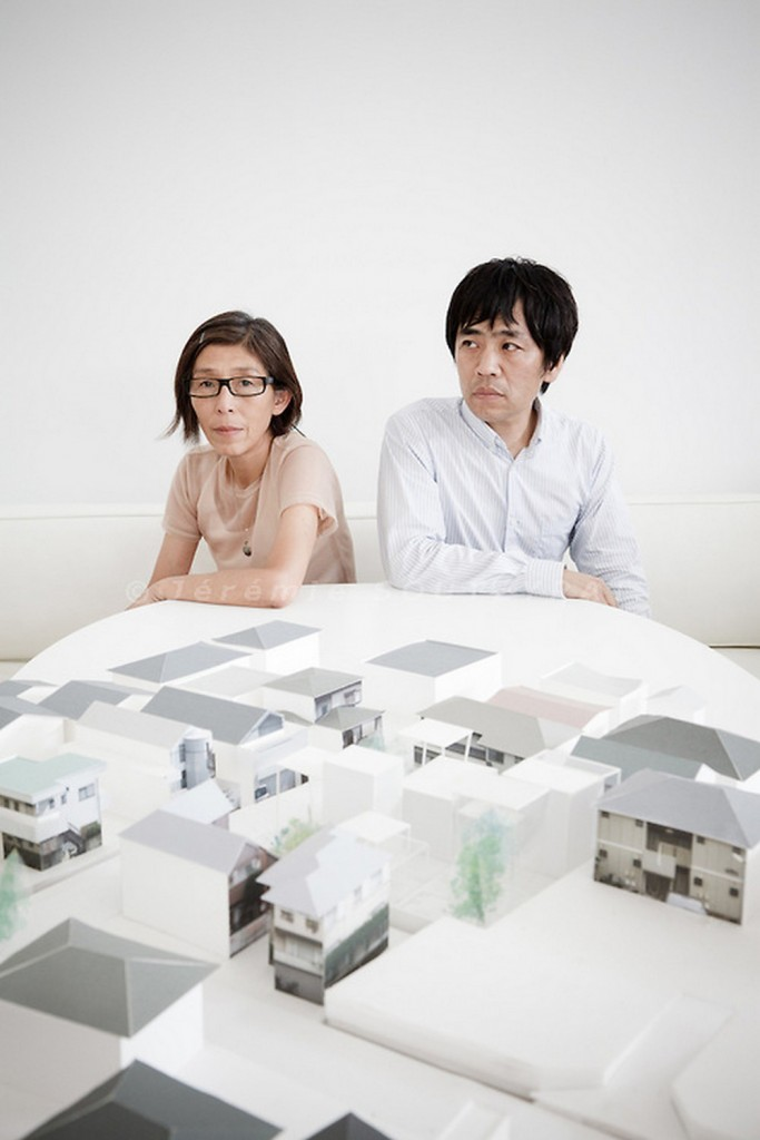 Pritzker Kazuyo Sejima e Ryue Nishizawa,