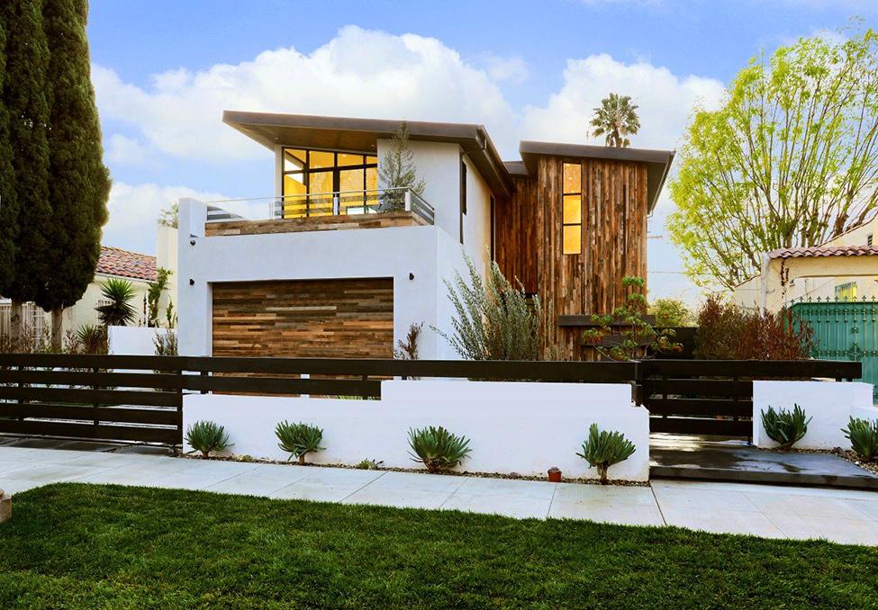 Casas Modernas de 2015