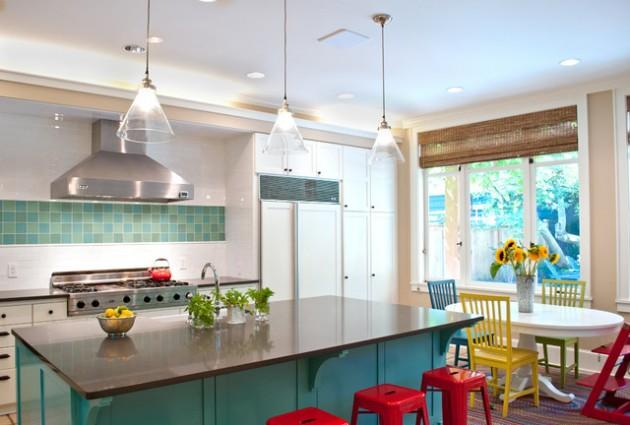 Cozinha Moderna com Bancada