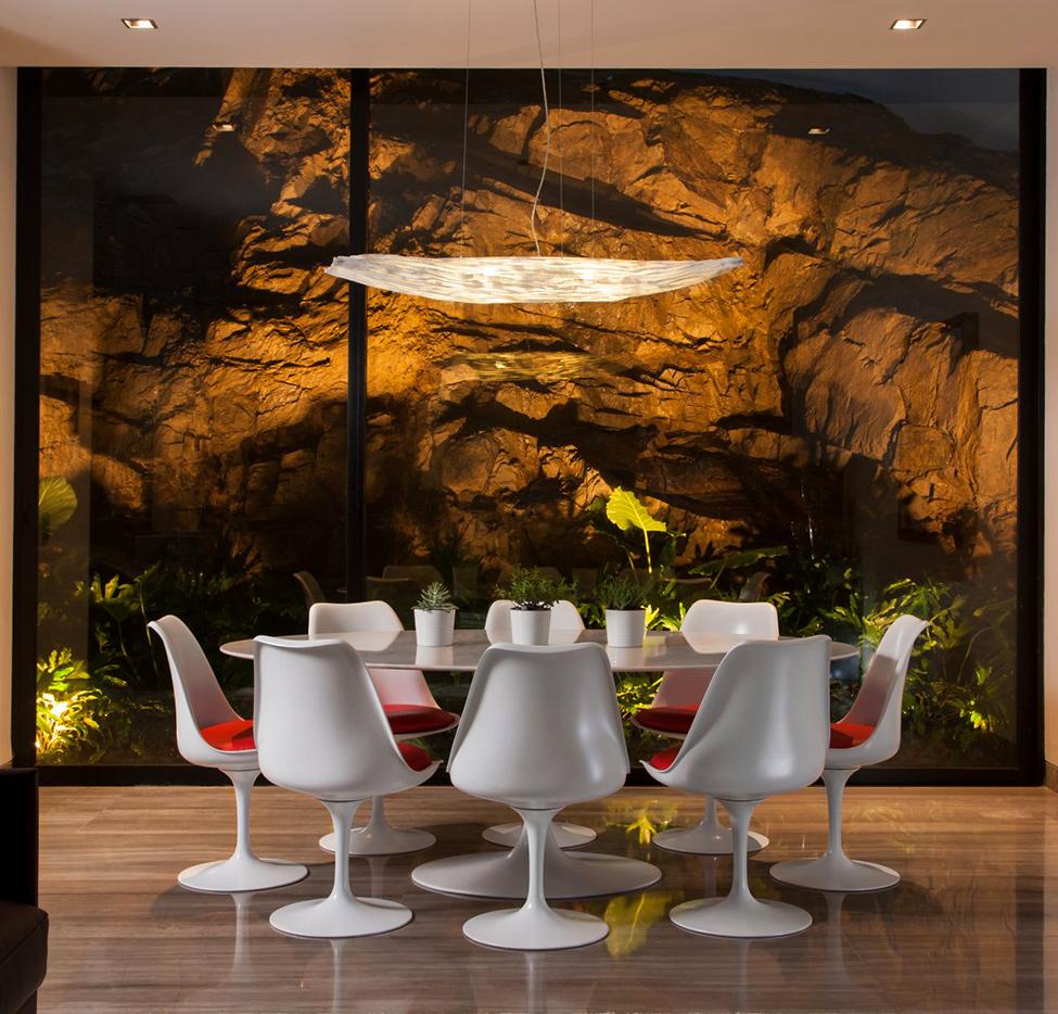 Sala Moderna de Jantar