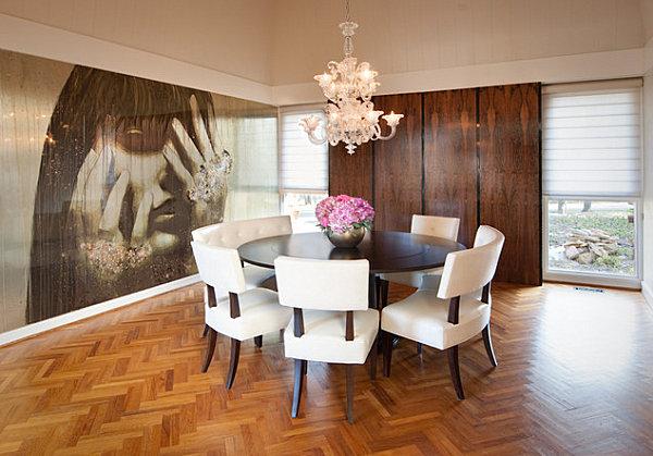 Salas Simples e Modernas