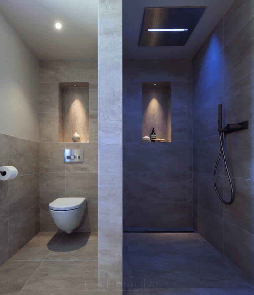 Banheiros Modernos Fotos