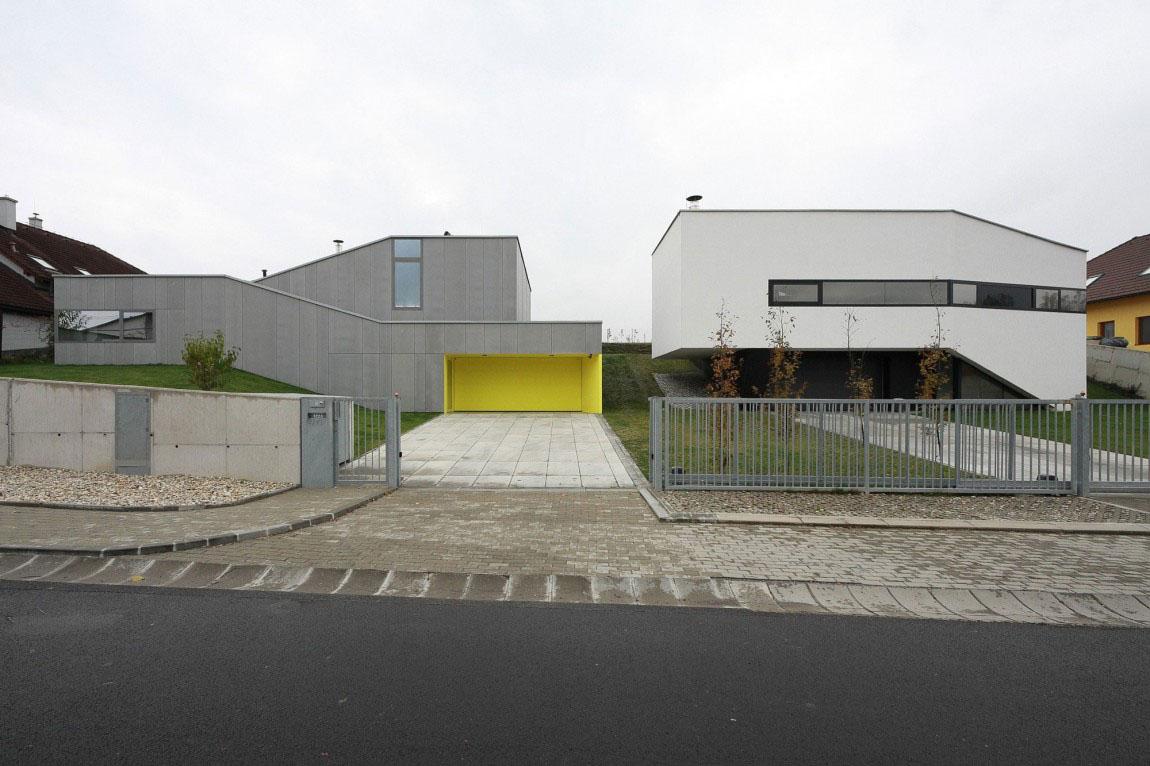 Arquitetura Fachadas de Casas Modernas