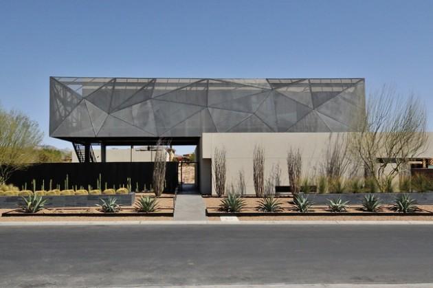 Fachadas de Casas Modernas Arquitetura