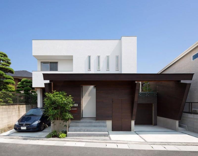 Fachadas de Casas Modernas com Garagem