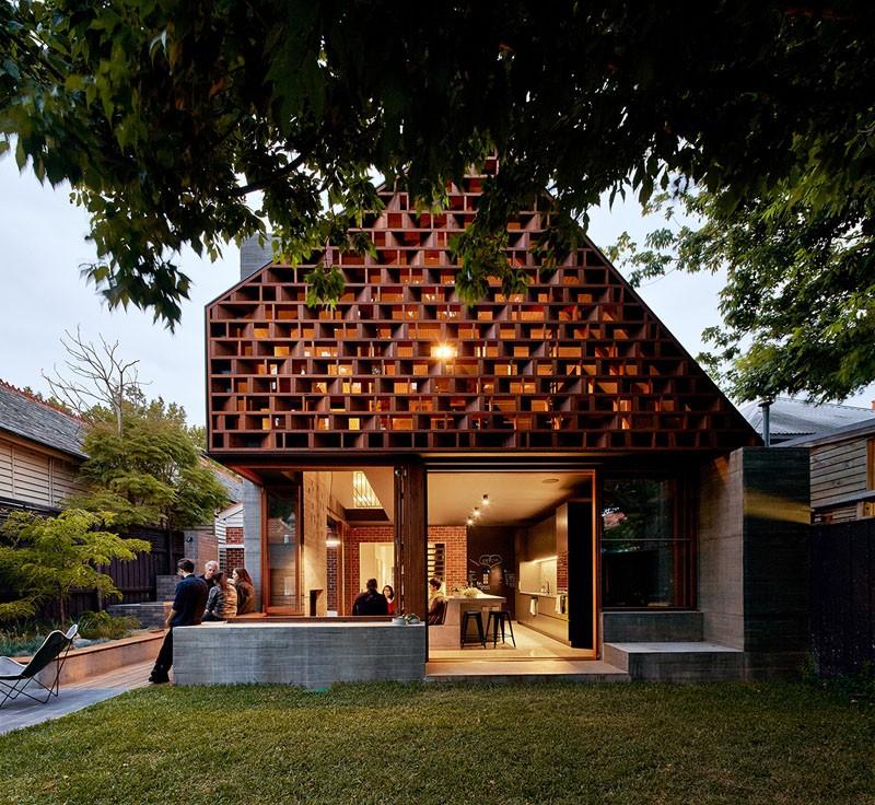 Fachadas de Casas Modernas e Pequenas