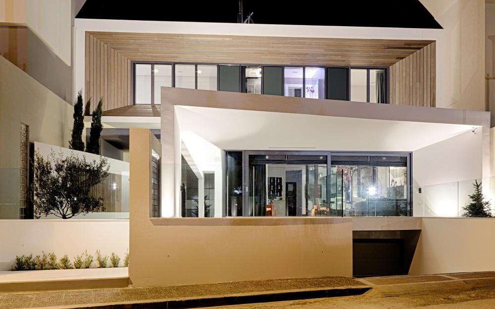 Fachadas de Casas Modernas Fotos