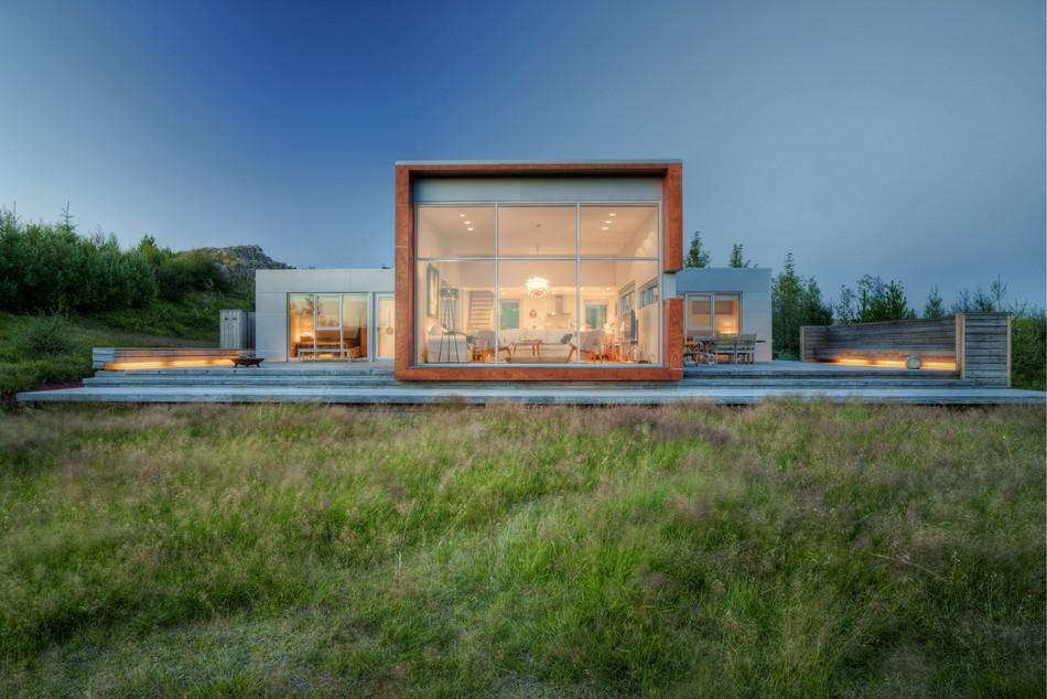 Fachadas de Casas Modernas Grandes