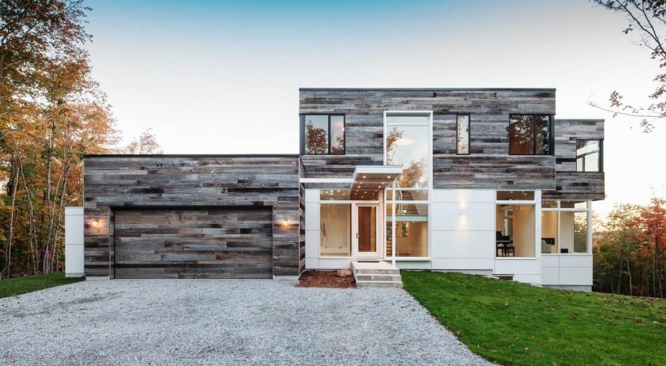 Fachadas de Casas Modernas Imagens