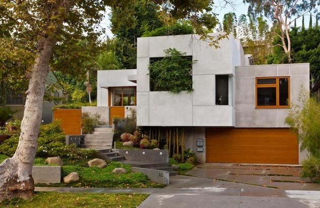Fachadas de casas modernas 51 boas ideias arquidicas for Esterno casa moderna