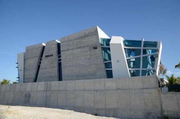 Fachadas de Casas Modernas Concreto