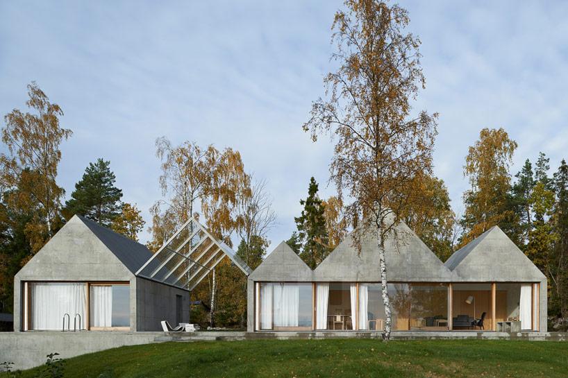 Fachadas de Casas Modernas de Concreto