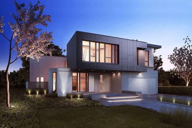 Fachadas de casas modernas 51 boas ideias arquidicas Modern house architecture wikipedia
