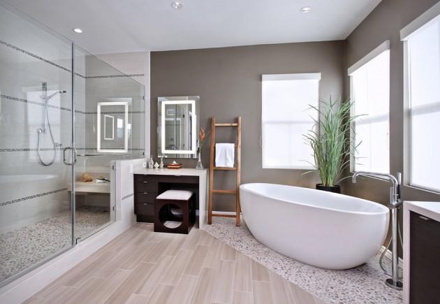 Banheiro Moderno Relax