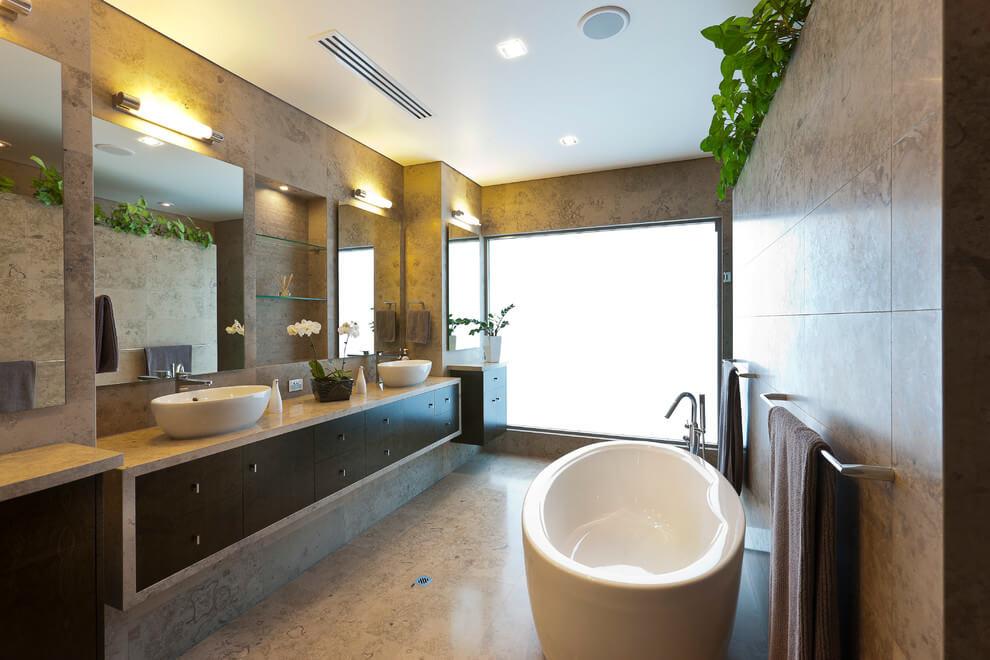 Banheiros Modernos Práticos