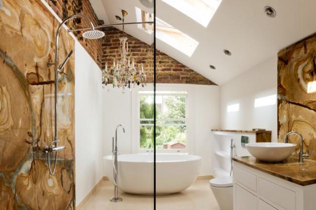 Fabuloso Banheiro Moderno
