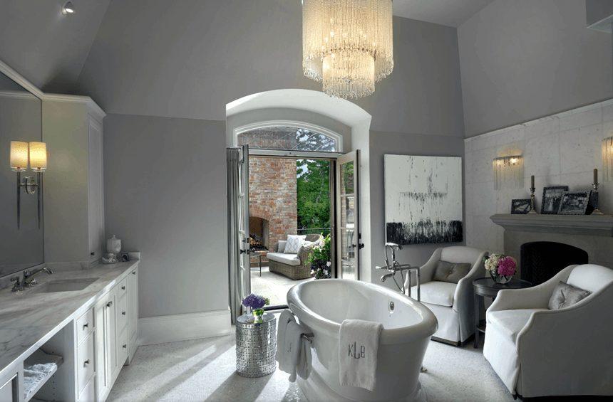 Projetos de Banheiros Modernos
