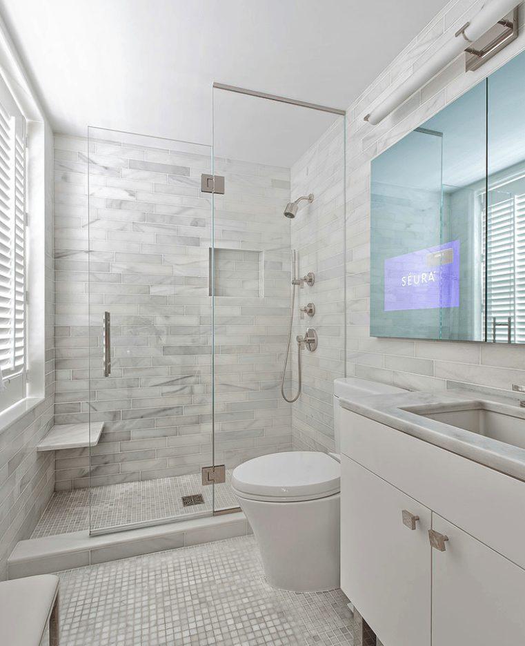 Revestimentos para Banheiros Modernos