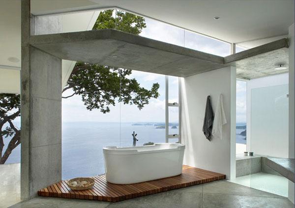 Banheira Moderna
