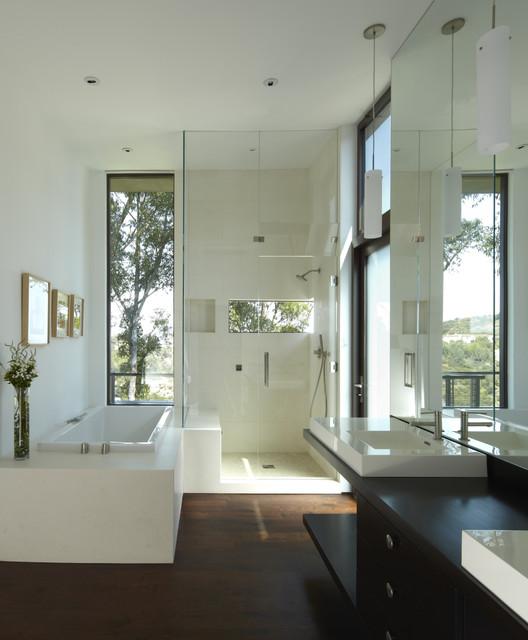 Banheiro Bonito e Moderno