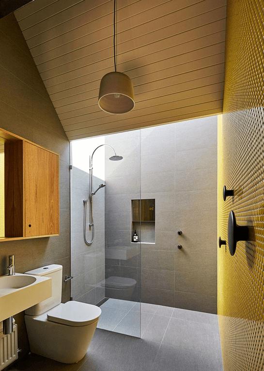 Banheiros Chiques e Modernos