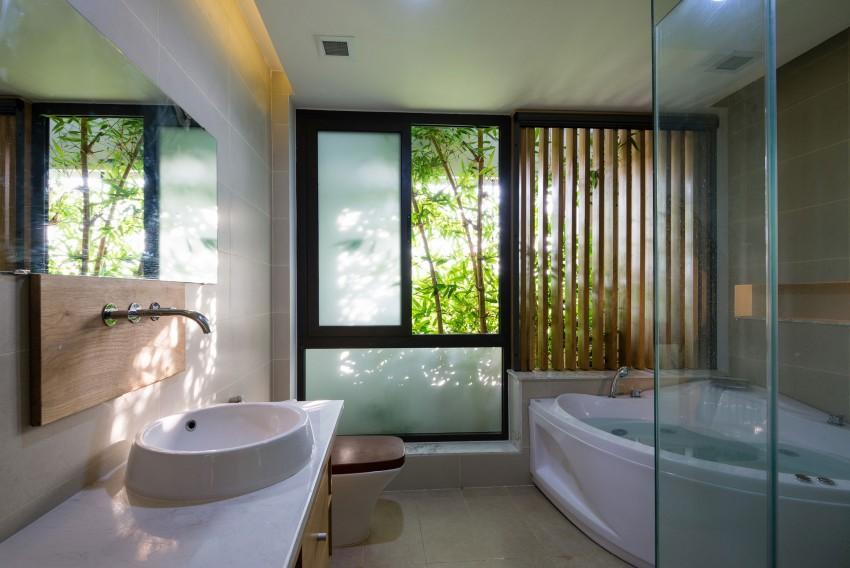 Banheiros Modernos Com Banheira