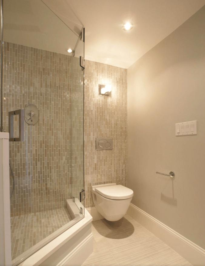 53 Banheiros Modernos Surpreendentes  Arquidicas -> Banheiros Decorados Dicico