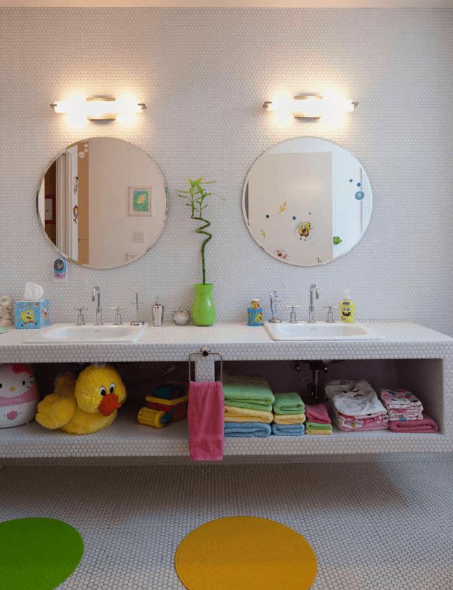 Banheiros Modernos Infantis