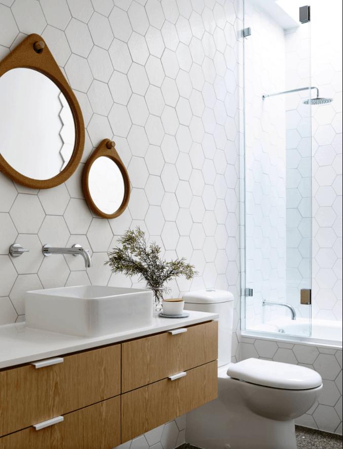 Banheiros Modernos Lindos