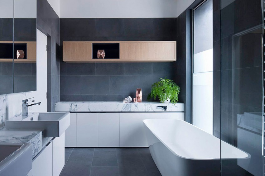 Banheiros Modernos para Casal