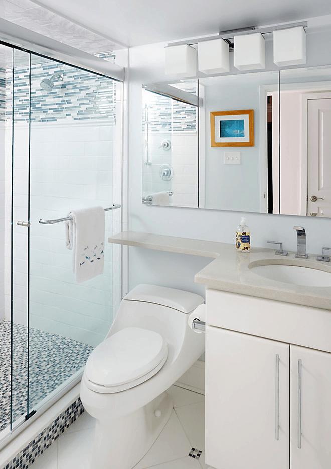 #474672 Ver Decorao De Banheiro. . Imagem. Um. Banheiro. Nicho De Banheiro Decoracao De Banheiro Pequeno  660x936 px banheiros modernos pequenos simples