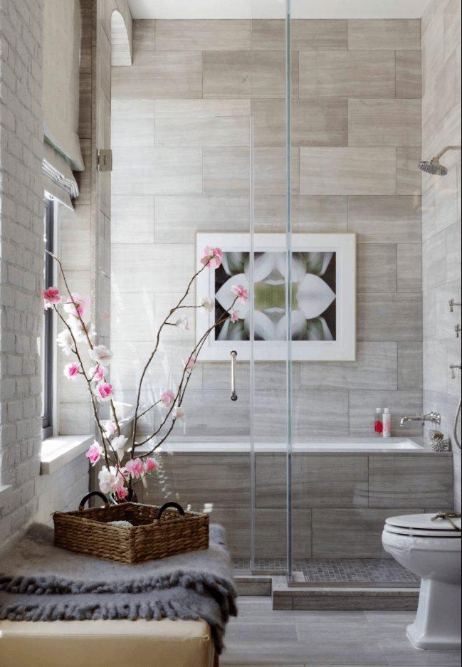 Ideias para Banheiros Modernos