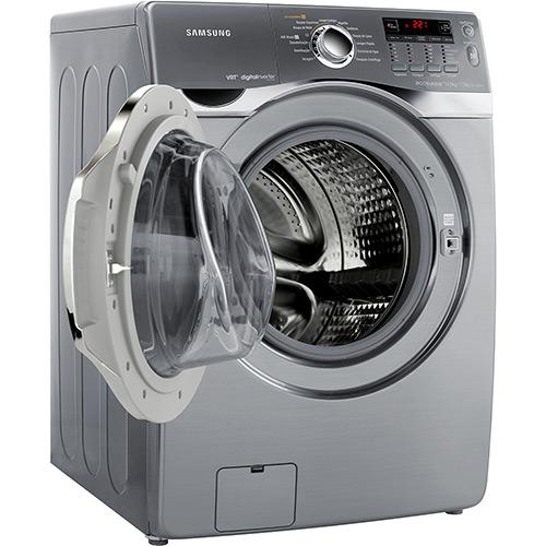 Máquina Lava e Seca Samsung 14Kg Inox Yukon