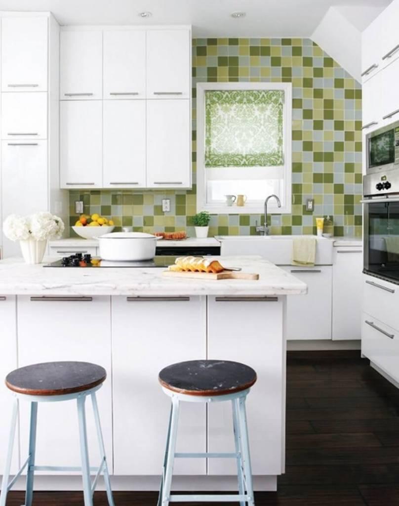 cozinhas pequenas americanas