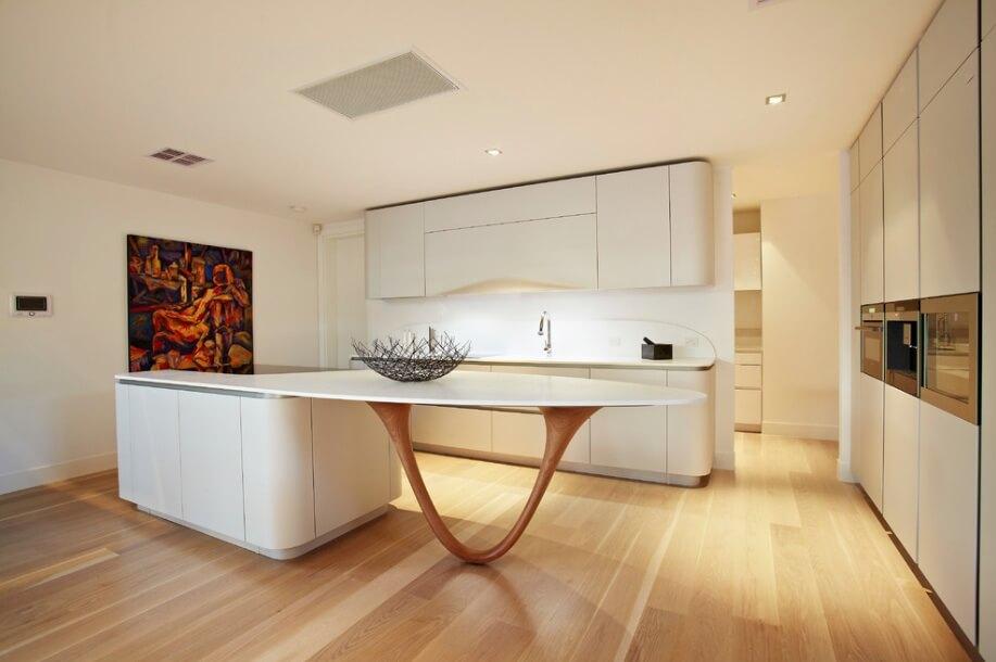 cozinhas pequenas modernas