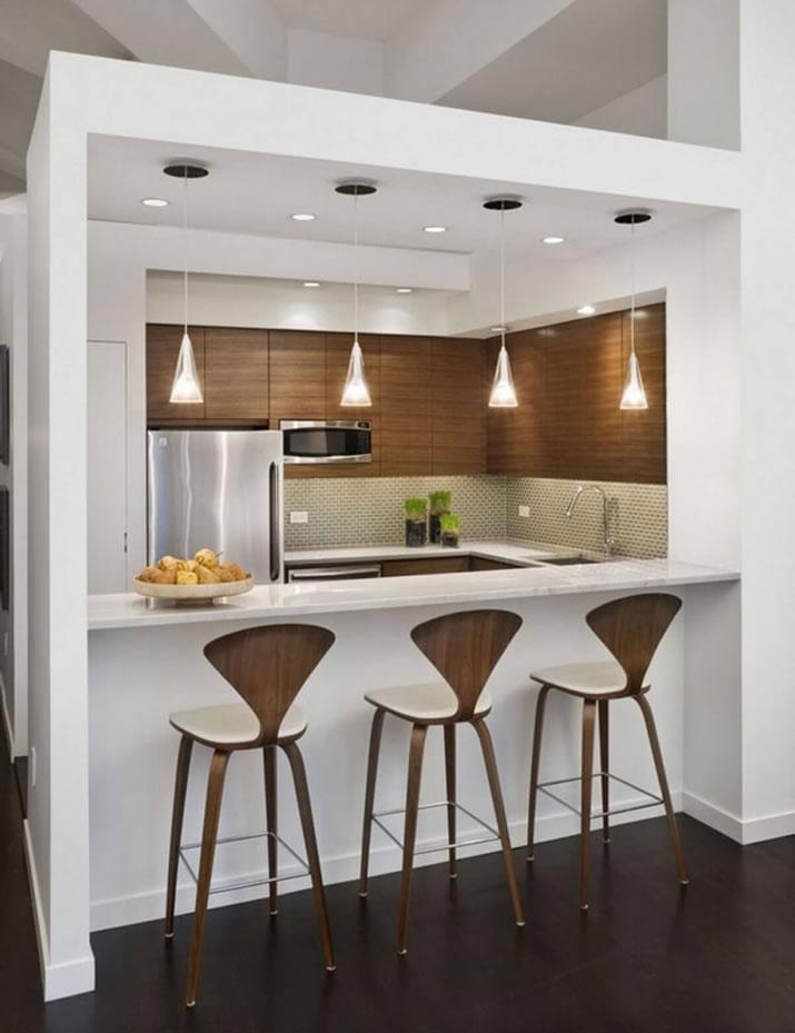 cozinhas pequenas plenejadas