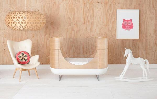 quarto de bebe moderno
