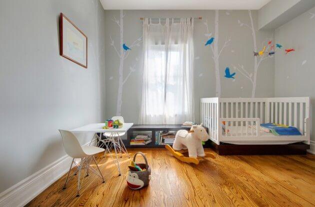 Quarto de Bebê – Fotos e Ideias para Decoração Arquidicas ~ Wallpaper Quarto De Bebe
