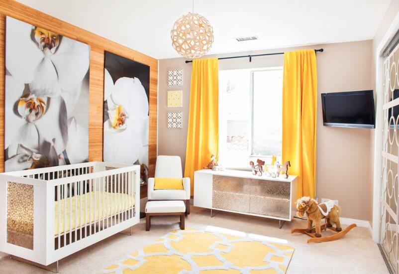 quarto-de-bebe-amarelo